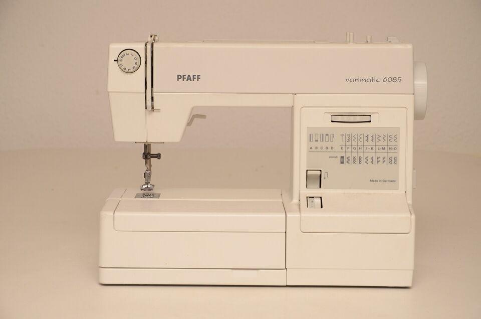 Symaskine, Pfaff Varimatic 6085