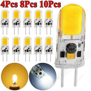 4Pcs-8Pcs-Dimmable-GY6-35-COB-LED-Lamp-Lights-Bulb-AC-DC-12V-Crystal-Bulb-3W-UK