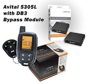 avital 5303 install guide