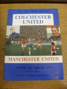 20-02-1979-Colchester-United-v-Manchester-United-FA-Cup-creased-Thanks-for
