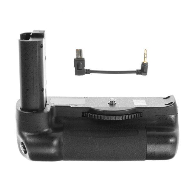 Vertical Travol Battery Grip Holder for Nikon D7500 Camera as BG-2W EN-EL15