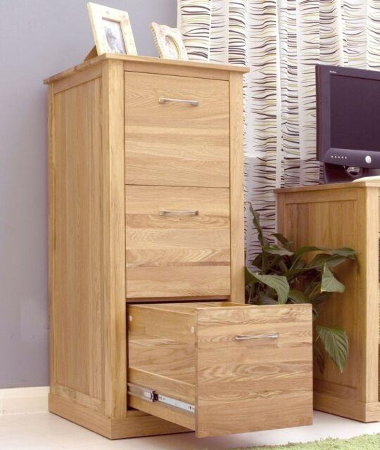 mobel solid oak furniture large office filing cabinet and felt pads