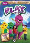 Barney Play With Barney 0884487113510 DVD Region 1