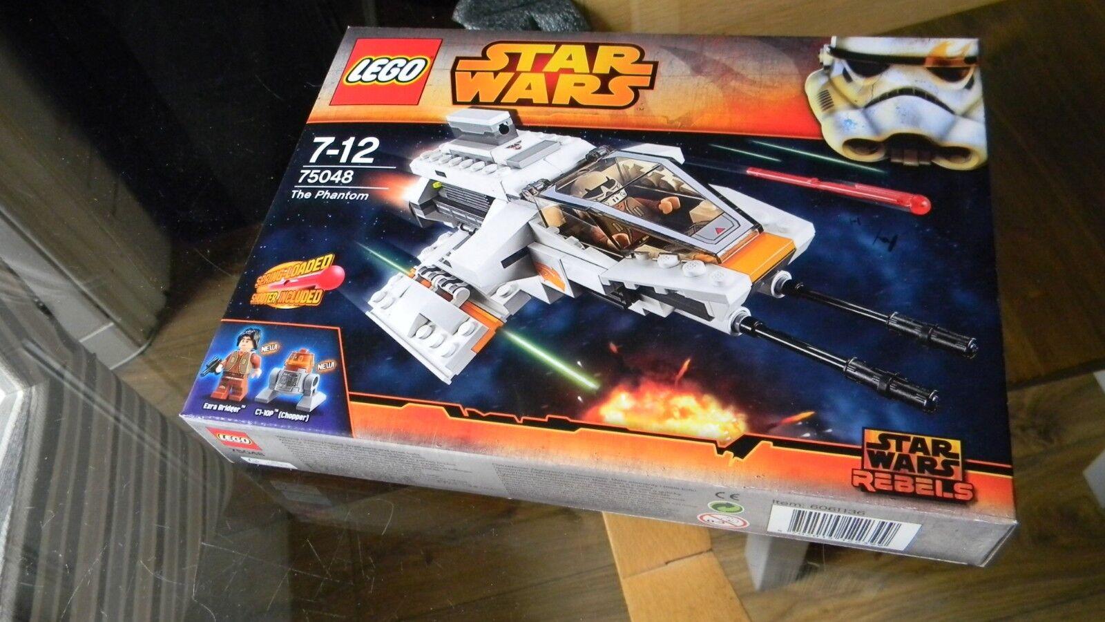 Lego Star Wars-Le Fantôme 75048  2014 Neuf Scellé