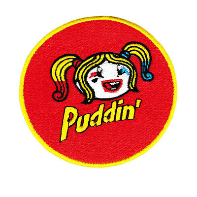 Harley Quinn Standing Embroidered Iron On Patch DC Comics Villain Girl 147-I