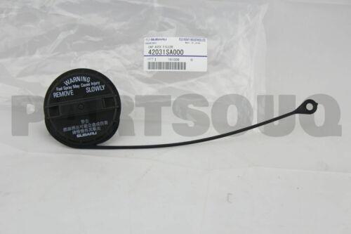 42031SA000 Genuine Subaru CAP ASSY FILLER 42031-SA000