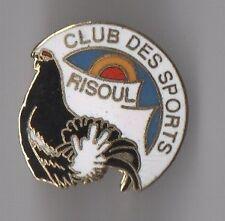 Pin's Club des sports de Risoul (multisports - coq)