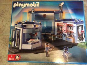Playmobil Polizeistation 4263 in OVP! Citylife TOP