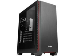 Antec-Performance-Series-P7-Window-Red-Mid-Tower-Computer-Case-2-x-USB-3-0-Si