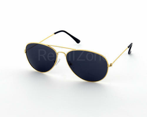 6511d18a22 Gold Aviator Sunglasses Fashion 80s Retro Style DESIGNER Shades Uv400  Unisex for sale online