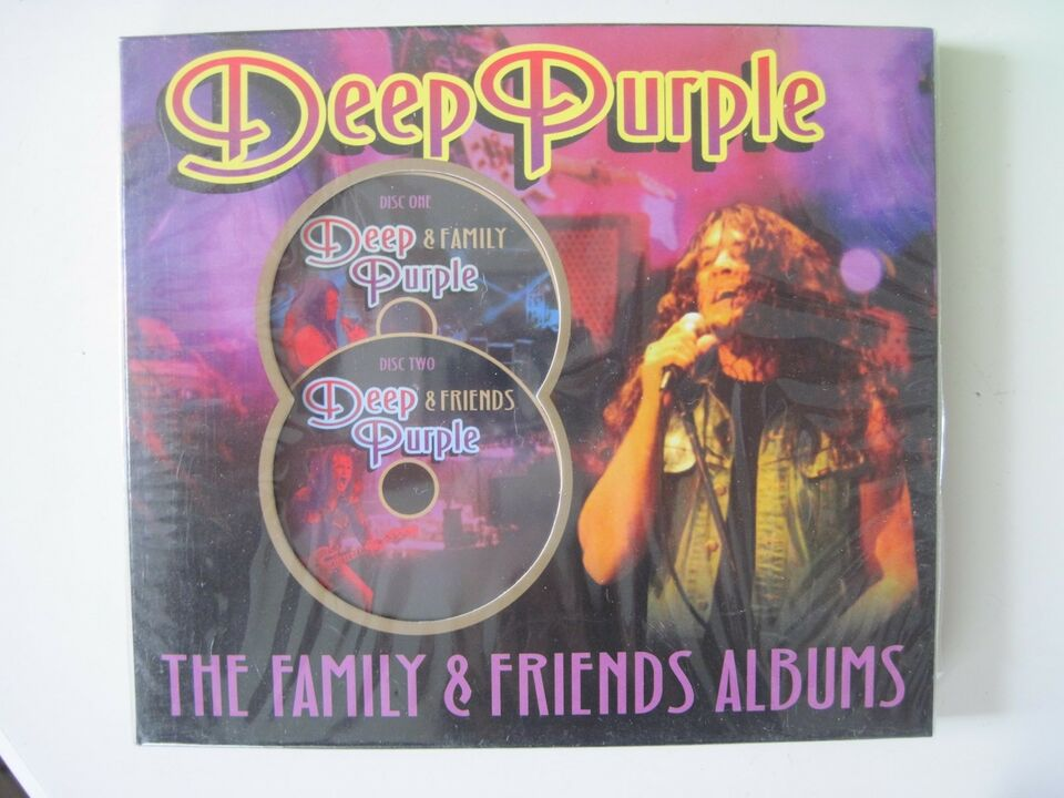 Deep Purple: The Family & Friends Album, rock