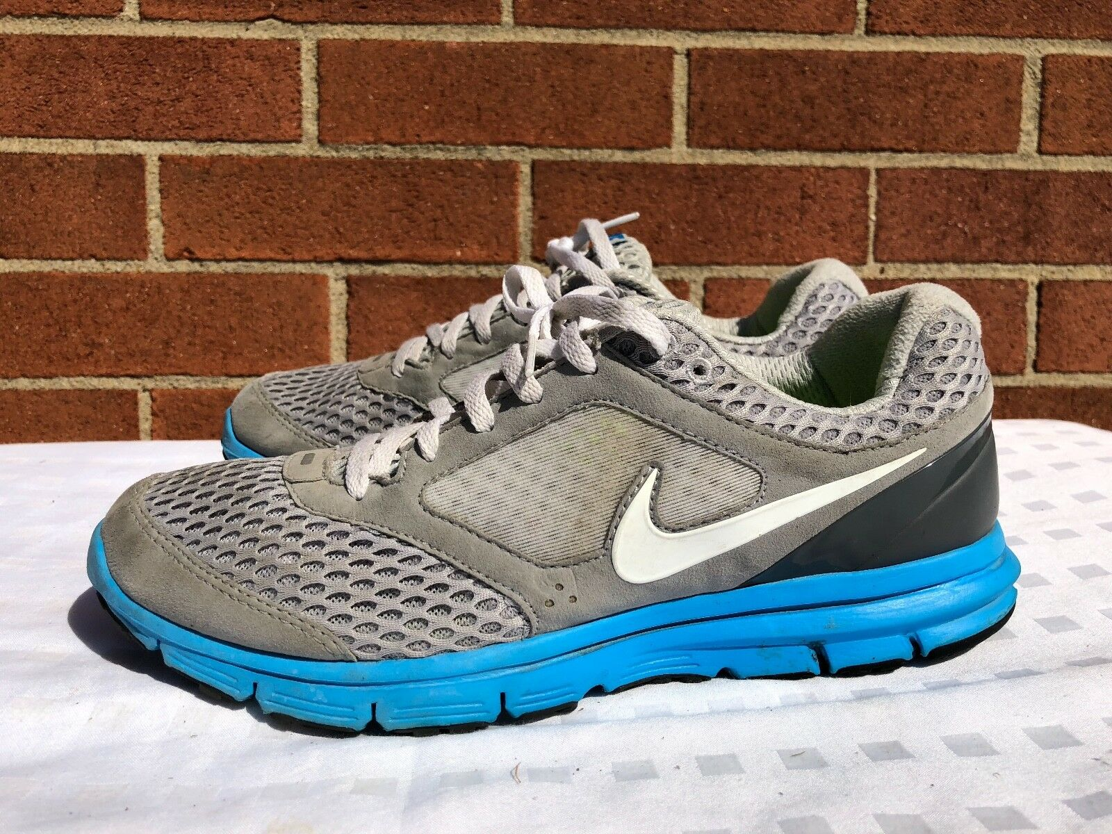 NIKE LUNARFLY+2 BlLUE/GRAY ATHLETIC SHOES WOMEN'S Price reduction Cheap and beautiful fashion