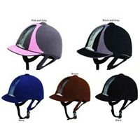Harry Hall Legend Horse Riding Hat Helmet Different Colours Hat With Air Vents