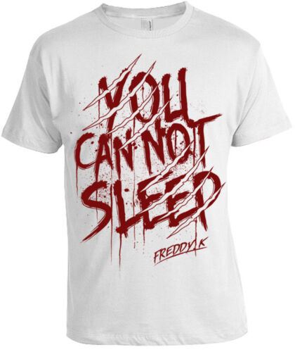 tu peux pas sommeil T-SHIRT POUR HOMMES FEMMES HALLOWEEN GOTHIQUE Freddy