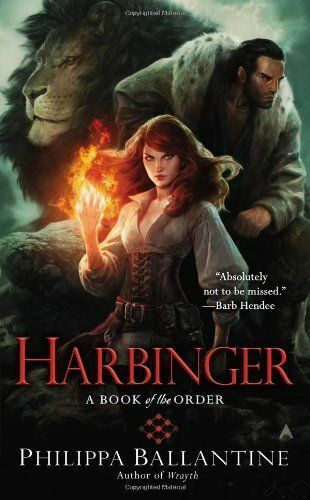 1 of 1 - Harbinger (A Book of the Order)-ExLibrary