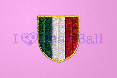 Italian League Scudetto 1997-1999 juventus Embroider Sleeve Soccer Patch 2