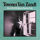 Live at the Old Quarter by Townes Van Zandt (Vinyl, Mar-2009, 2 Discs, Fat Possum)