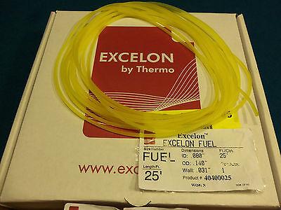 Craftsman Ryobi Stihl Poulan- 1 Ft Tygon Yellow Fuel Line .08 X .140 Echo