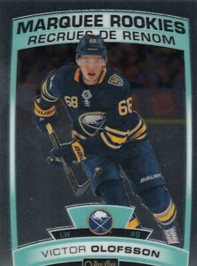 2019-20-OPC-Platinum-Marquee-Rookies-RC-194-Sabres-Victor-Olofsson
