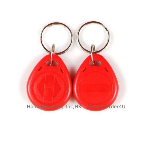 125KHz Writable Rewritable RFID EM4305 Contactless Keyfobs Tag Token For Copier