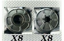 Undercarriage Kit Steel Oem Idler 15 Wheel Kit For Cat 277c 287c 297c C