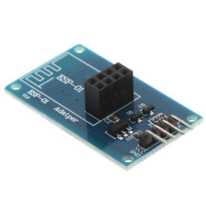 ESP8266 Serial Wi-Fi Wireless ESP-01 Adapter Module 3.3V 5V Compatible Modul_FEH