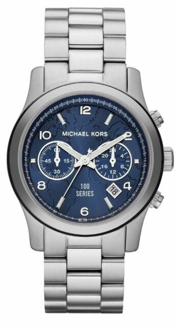 Michael Kors MK5814 Watch Hunger Stop 100 Series