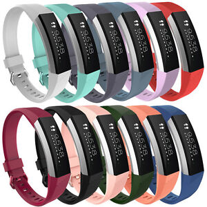 Silicone-Replacement-Watch-Band-Bracelet-Strap-For-Fitbit-Alta-HR-Wristband