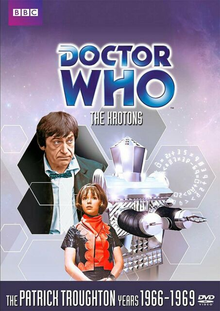 NEW - Doctor Who: The Krotons (Story 47)