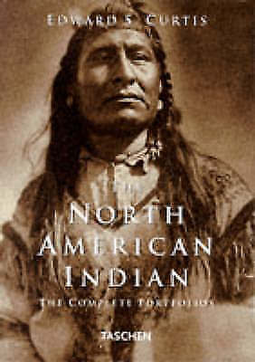 The North American Indian: The Complete Portfolios-ExLibrary