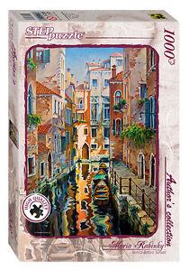 Puzzle-Step-Puzzle-1000-Teile-Venedig-60328