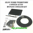 Ford territory SX/SY 6 cyl Automatic Transmission DIY Oil Cooler Bypass Kit 4spd