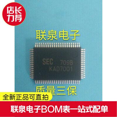 1 PCS MC9S12DG128CFUE QFP80 MC9S12DG128 16-Bit Microcontroller NEW