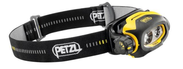 Petzl PIXA 3 Headtorch E78CHB2 (ATEX Zones 2/22) Lighting Camping Walking