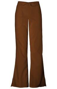 8a1083af57c Image is loading Cherokee-Scrubs-Workwear-Flare-Leg-Drawstring-Scrub-Pant-