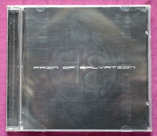 1 of 1 - Pain Of Salvation – Be – 6 93723 60992 8 – mint