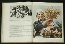 BOOK Poland Traditional Culture Peasant Life Mazowsze folk costume architecture