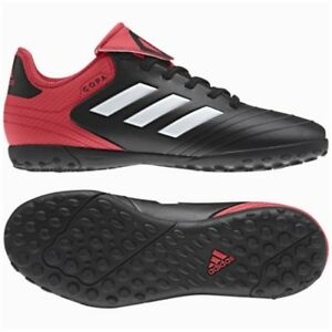 e31dc8e644f21 Details about ADIDAS COPA TANGO 18.4 TF YOUTH SOCCER TURF SHOES CP9064  BLACK CORAL SIZE 4.5