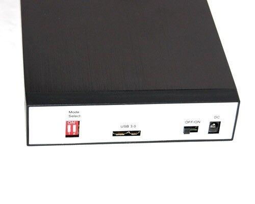"""Bytecc BT-M252U3 2.5"""" Dual-Bay RAID 0/1 SuperSpeed USB 3.0 to Sata Ext Enclosure"""