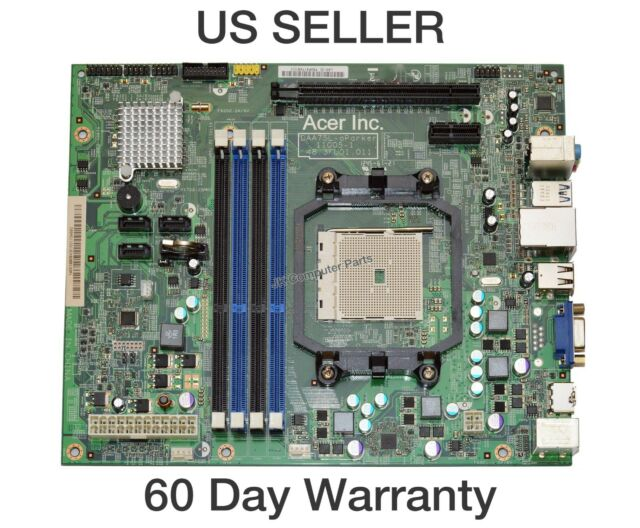 Motherboard Acer Aspire M1470 Amd Fm1 Db Sm011 001 For