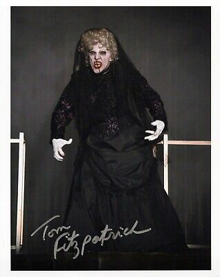 "TOM FITZPATRICK signed Autograph 20x25 cm ""Insidious"" In ..."