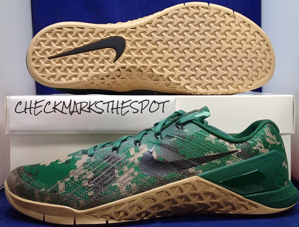 NIKE FREE courir COMMUTER homme Taille 8.5 CARGO KHAKI NEW RARE fonctionnement LIGHT WEIGHT