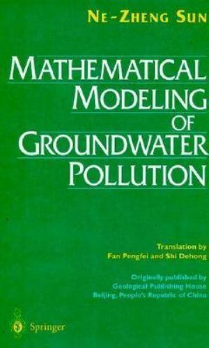 Mathematical Modeling of Groundwater Pollution