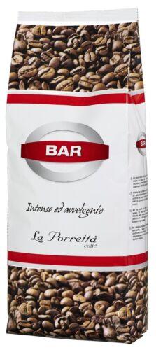 La Porretta  MISCELA BAR  Kaffeebohnen italienischem Aroma 1-12 Kg ex.Saeco