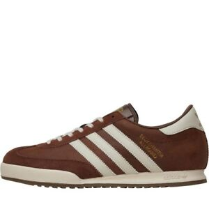 ADIDAS-BECKENBAUER-BROWN-G96460-UK-SIZES-7-12-Brand-new-2019-colour