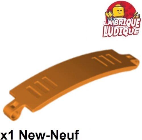 1x Panel Panneau Curved 3x13 garde boue toit orange 18944 NEUF Lego technic