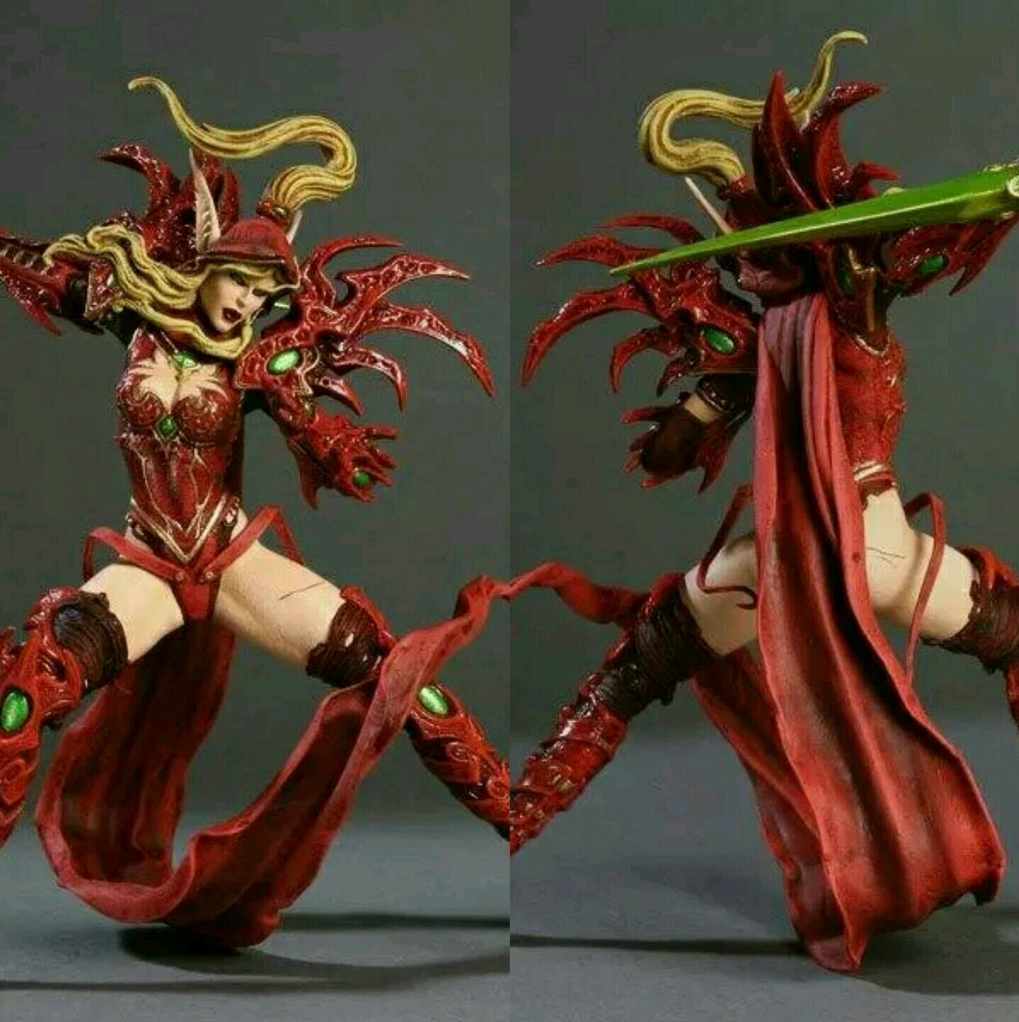 Wow world of warcraft - valeera sanguinar 15 cm - Blautelfen rogue 6.