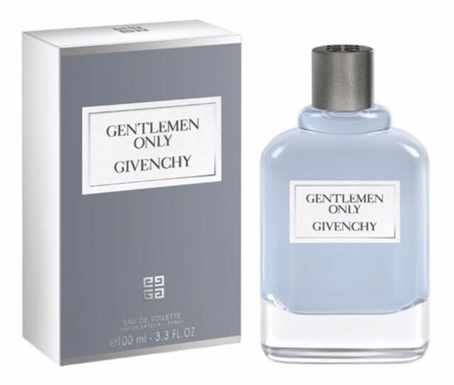 Givenchy Gentleman Only Cologne for Men 100ml EDT Spray