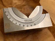 Brown Amp Sharpe 599 750 25 Precision Adjustable Angle Block