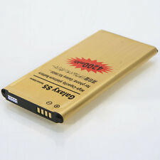 New 4200mAh Gold Battery for Samsung Galaxy S5 SV i9600 SM900 Replacement